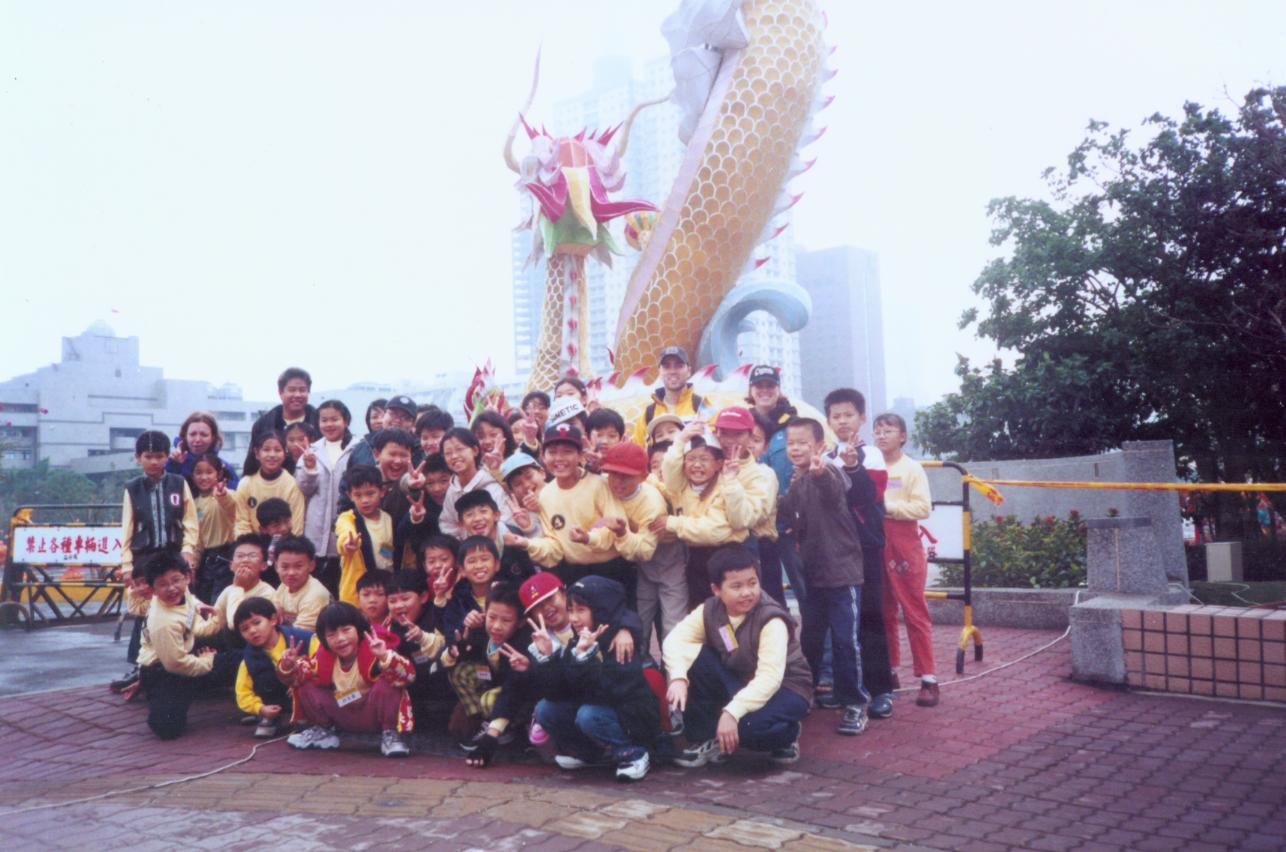 A field trip to Kaoshiung for the Lantern Festival.